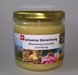 Schweizer Bienenhonig